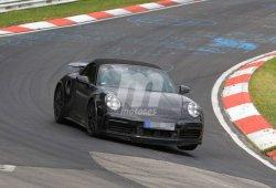 El nuevo Porsche 911 Turbo ruge en Nürburgring