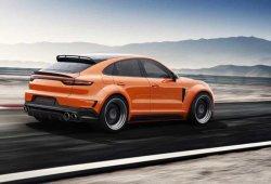 Ya está en desarrollo una versión widebody del Porsche Cayenne Coupé