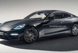 Vuelven los rumores de los posibles Porsche Panamera Coupé y Cabrio