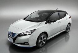 Todos los precios del Nissan Leaf e+, la versión con batería de 62 kWh