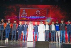 Se presentan las claves del Dakar 2020 en Arabia Saudí