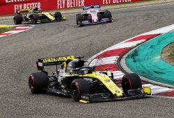 Los primeros puntos de Ricciardo no esconden un nuevo fallo en el MGU-K de Renault