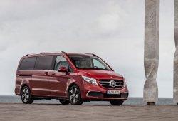 Prueba Mercedes Clase V: ¡mucho espacio en primera clase!