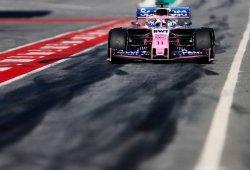 Racing Point iniciará un agresivo programa de desarrollo en el GP de España