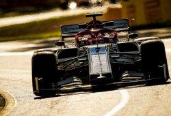 """Räikkönen y la comparación entre los V8 e híbridos: """"El pilotaje ya no es distinto"""""""