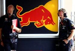 Red Bull apunta a un fallo aerodinámico como la causa de sus males