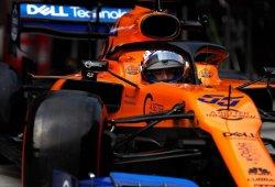 """Sainz, sexto en China: """"Ha sido alentador, pero aún no estoy contento del todo"""""""