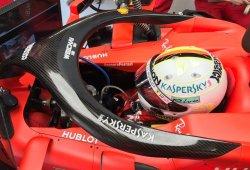 Sebastian Vettel vuelve por sus fueros en los primeros libres de Shanghái
