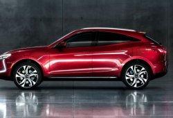 Seres SF5, un SUV eléctrico de casi 700 caballos debutará en el Salón de Shanghái