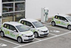 Skoda comienza las pruebas del Citigo eléctrico con clientes reales