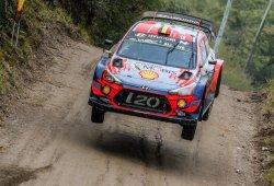 Thierry Neuville se queda sin rival en el Rally de Argentina
