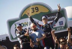 Thierry Neuville refuerza su liderato del WRC en Argentina