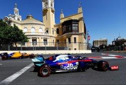 Toro Rosso mejora casi tres segundos sus tiempos de 2018, McLaren más de dos