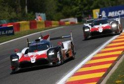 Toyota apunta una vez más al triunfo en las 6 Horas de Spa