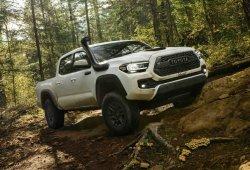 Los futuros pick-ups de Toyota compartirán una única plataforma