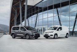 Toyota estrena la nueva gama de comerciales ligeros PROACE CITY