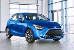 El nuevo Toyota Yaris 2020 US-specs debuta en Nueva York