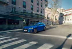 Alemania - Marzo 2019: Sólo el Ford Focus se enfrenta a la armada de Volkswagen