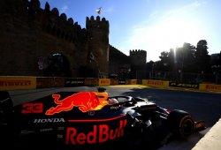 Verstappen sugiere que el VSC le impidió luchar por el podio