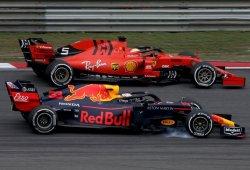 """Verstappen: """"Con Leclerc llega la confirmación: Vettel no es un piloto mágico"""""""