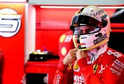 """Vettel: """"Todavía hay potencial en el coche, desbloquearlo depende de nosotros"""""""