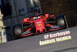 [Vídeo] F1 2019: análisis técnico del GP de Azerbaiyán