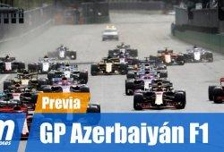 [Vídeo] Previo del GP de Azerbaiyán de F1 2019