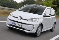 El nuevo Volkswagen e-Up! debutará en el Salón de Frankfurt 2019