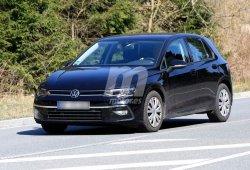El nuevo Volkswagen Golf 8 prácticamente desnudo con todo detalle