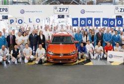 La producción del Volkswagen Polo en Navarra alcanza el hito de los 8 millones