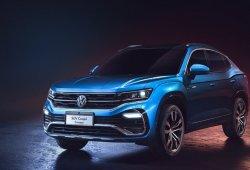El nuevo Volkswagen SUV Coupé concept adelanta una variante deportiva del Tayron