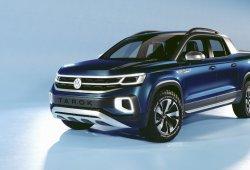 Volkswagen lleva el Tarok pick-up concept a Nueva York 2019