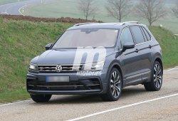 ¡Cazado! El nuevo Volkswagen Tiguan R ya está siendo desarrollado