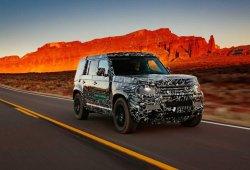 Nuevas imágenes del Defender en el Día Mundial de Land Rover