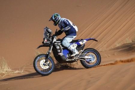 Adrien Van Beveren gana con claridad el Merzouga Rally