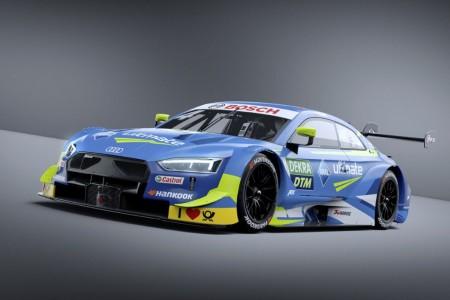 Audi Sport también desvela el primer Audi RS 5 DTM turbo