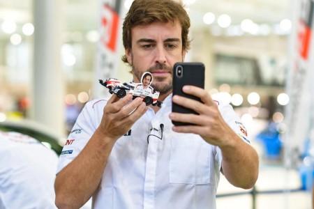Alonso, cada vez más lejos de seguir en el WEC