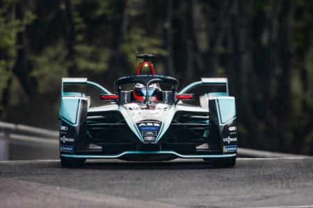 Mitch Evans y Jaguar se llevan el triunfo en el ePrix de Roma