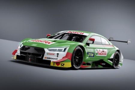 Nico Müller repite al volante del Audi RS 5 DTM de Castrol