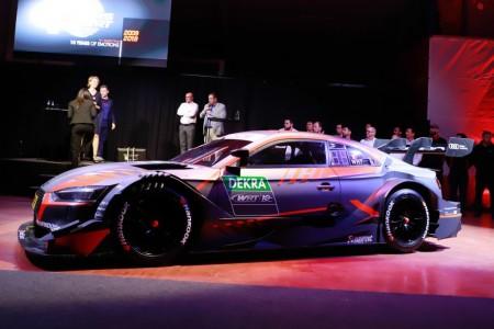 Pietro Fittipaldi probará el Audi RS 5 DTM del Team WRT