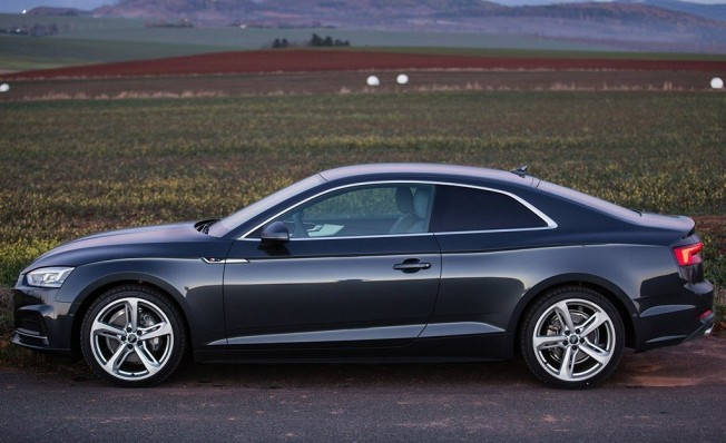 Audi A5 Coupé - lateral