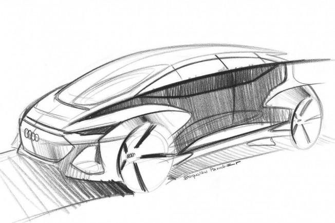 Audi e-tron MEB