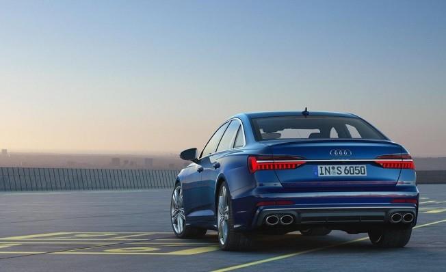 Audi S6 2019 - posterior
