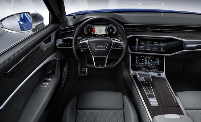 Audi S6 2019 - interior