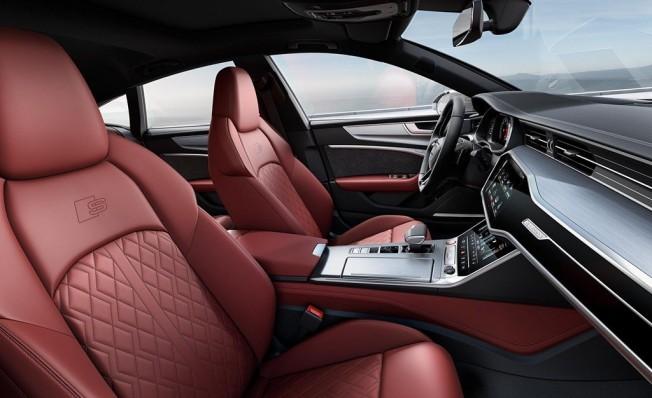 Audi S7 Sportback 2019 - interior
