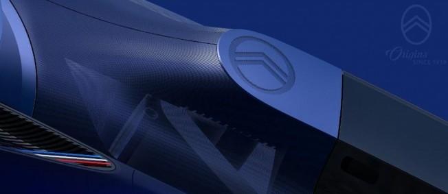 Concept car para celebrar el centenario de Citroën