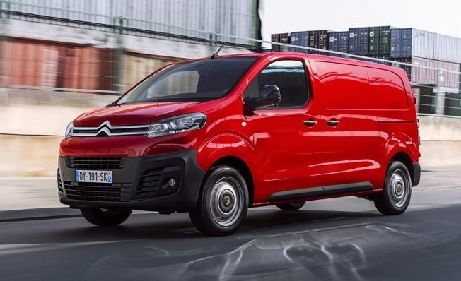 Citroën Jumpy 2019