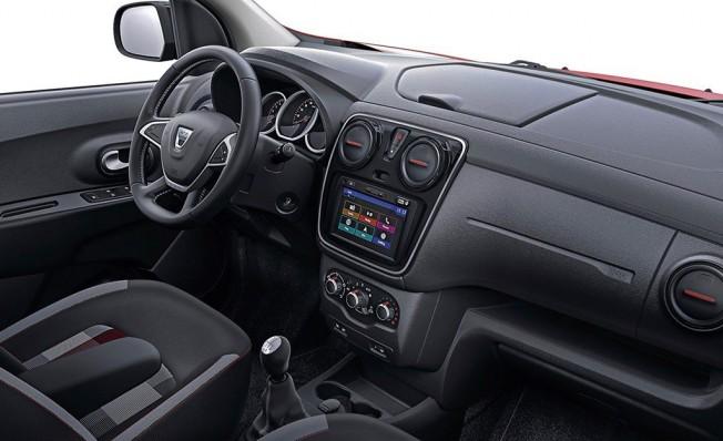 Dacia Lodgy Xplore - interior
