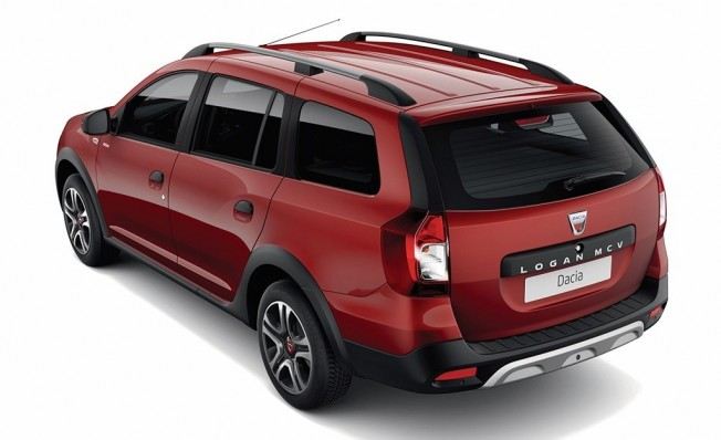 Dacia Logan MCV Xplore - posterior