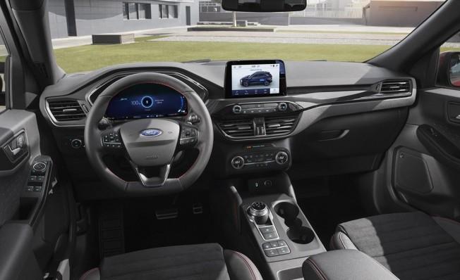 Ford Kuga 2019 - interior